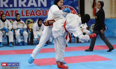 هفته اول و دوم سوپر لیگ کاراته بانوان 21 400x240 آویشن باقری در اندیشه هانگ ژو ۲۰۲۲ | استندبای تا پس از المپیک