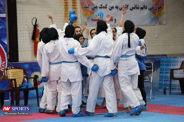 هفته اول و دوم سوپر لیگ کاراته بانوان 22 599x400 گزارش تصویری | هفته اول و دوم سوپر لیگ کاراته بانوان