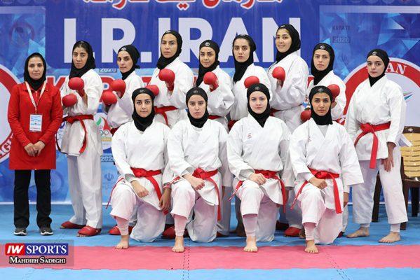 هفته اول و دوم سوپر لیگ کاراته بانوان 29 599x400 گزارش تصویری | هفته اول و دوم سوپر لیگ کاراته بانوان