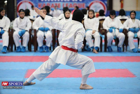 هفته اول و دوم سوپر لیگ کاراته بانوان 31 599x400 گزارش تصویری | هفته اول و دوم سوپر لیگ کاراته بانوان