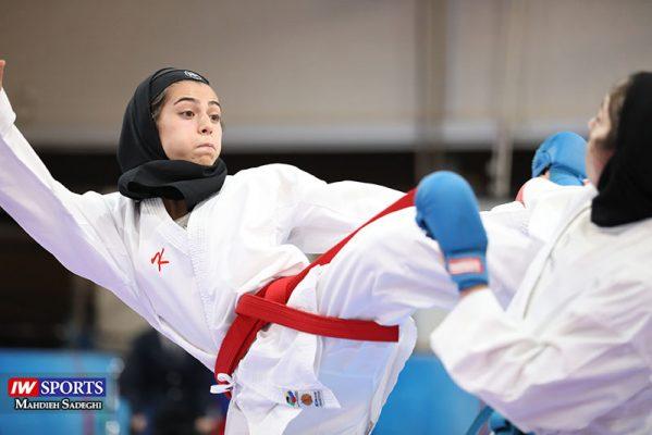 هفته اول و دوم سوپر لیگ کاراته بانوان 5 599x400 گزارش تصویری | هفته اول و دوم سوپر لیگ کاراته بانوان