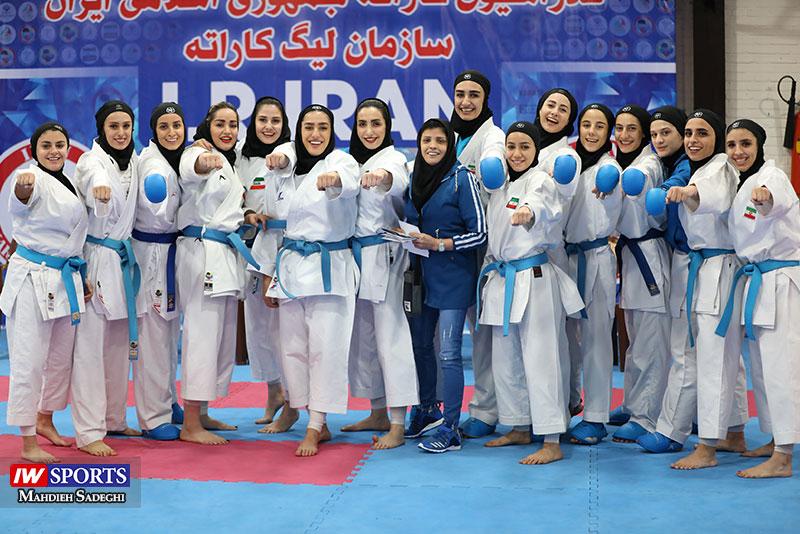 هفته اول و دوم سوپر لیگ کاراته بانوان 9 سوپر لیگ کاراته بانوان ۹۸