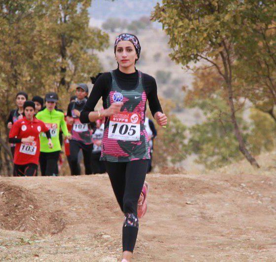 پریسا عرب دو صحرانوردی قهرمانی کشور 560x533 دو صحرانوردی قهرمانی کشور | پریسا عرب بالاتر از خداترس و جهان تیغ قهرمان شد