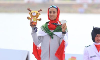 57737123 400x240 هدیه کاظمی : باید آمادگی خود را حفظ کنیم/ برای کسب سهمیه المپیک می جنگم