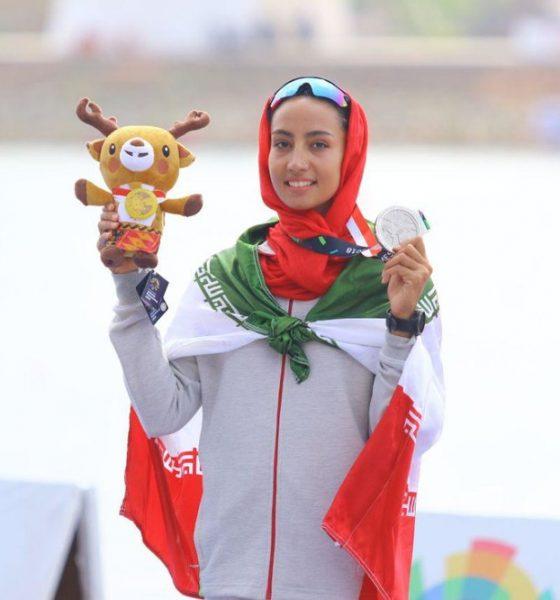 57737123 560x600 هدیه کاظمی : باید آمادگی خود را حفظ کنیم/ برای کسب سهمیه المپیک می جنگم