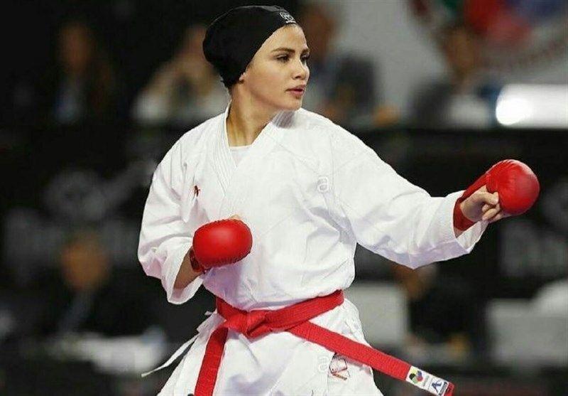 صعود سارا بهمنیار و حمیده عباسعلی در رنکینگ فدراسیون جهانی کاراته