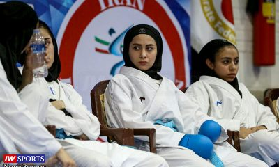 آویشن باقری 1 400x240 آویشن باقری در هفته دوم سوپر لیگ کاراته بانوان (تصاویر)