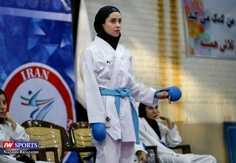 آویشن باقری 2 آویشن باقری در هفته دوم سوپر لیگ کاراته بانوان (تصاویر)