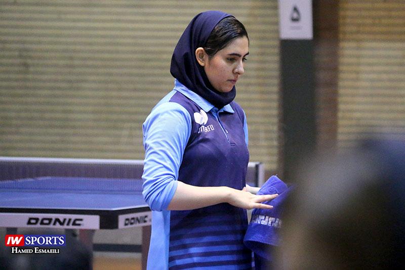 نفرات تیم ملی تنیس روی میز زنان در آسیا مشخص شدند