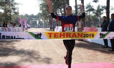 تکتم دستاربندان در دو صحرانوردی دختران کشور 400x240 حدیثه رئوف و تکتم دستاربندان قهرمان دو صحرانوردی نوجوانان و جوانان کشور شدند