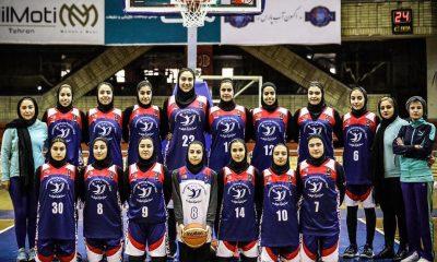 تیم بسکتبال سپهرداد تهران 400x240 هفته هشتم لیگ برتر بسکتبال | نامی نو به سپهرداد هم باخت ؛ برتری گروه بهمن برابر نفت