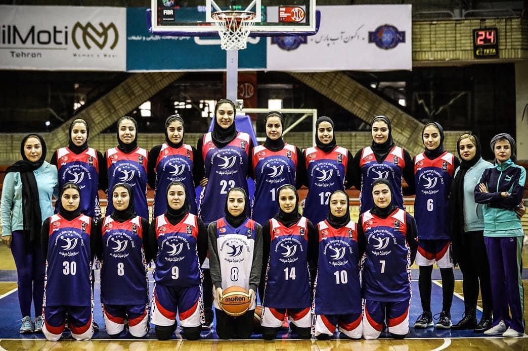 هفته هشتم لیگ برتر بسکتبال | نامی نو به سپهرداد هم باخت ؛ برتری گروه بهمن برابر نفت