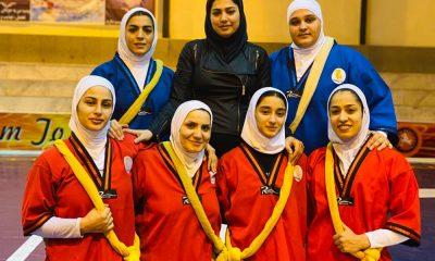 تیم ملی کشتی آلیش بانوان 400x240 تیم ملی کشتی آلیش بانوان قهرمان جهان شد