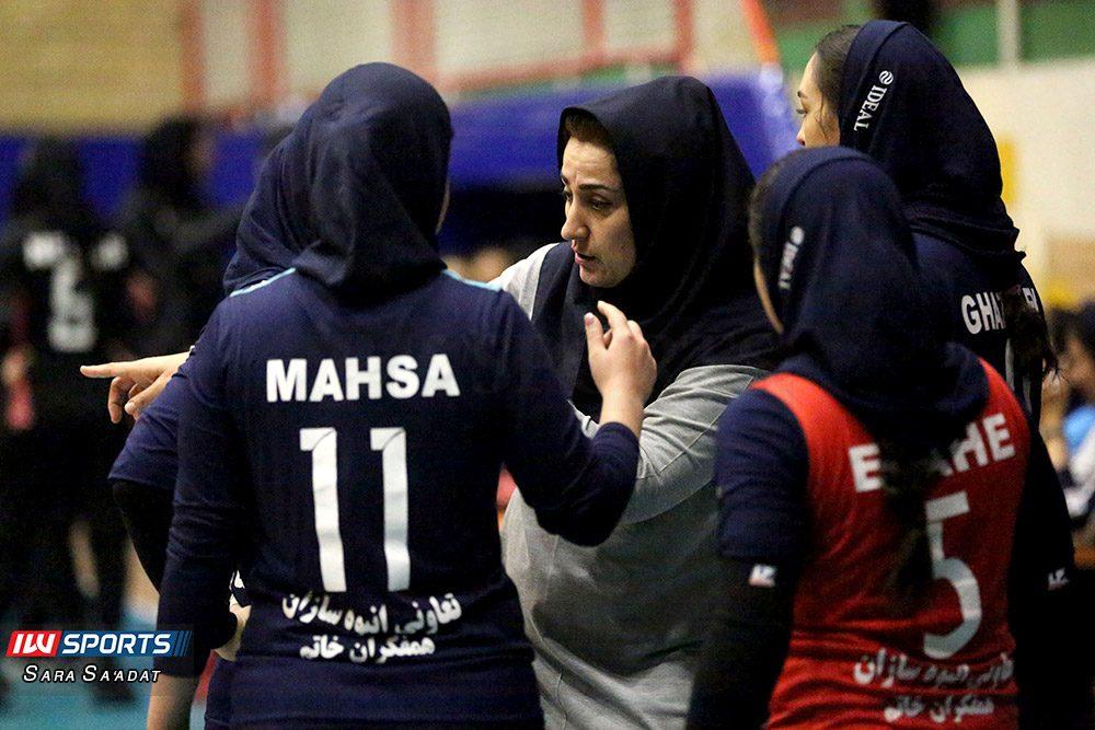 دیدار اطلس و اکسون تهران در لیگ برتر والیبال بانوان 2 1000x667 گزارش تصویری   دیدار تیمهای اطلس و اکسون در لیگ برتر والیبال بانوان
