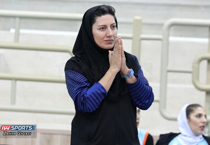 مریم هاشمی با تیم والیبال سایپا تمدید کرد
