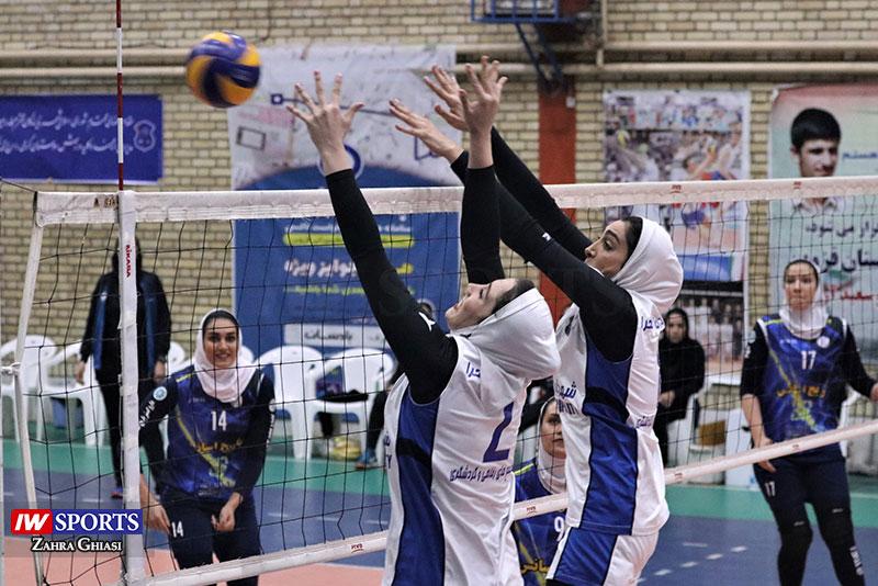 هفته ششم لیگ برتر والیبال | پیروزی بی دردسر سایپا، ذوب آهن و شهرداری قزوین