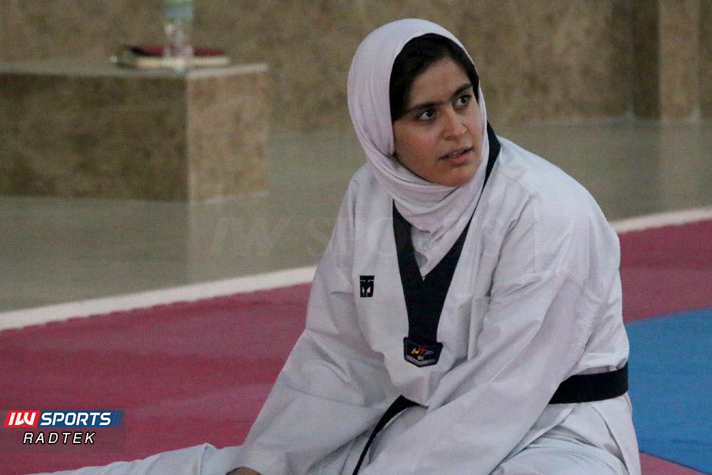 زینب اسماعیلی در اردوی تیم ملی: قرار نیست به خانه برگردم| باید متفاوت با گذشته باشم