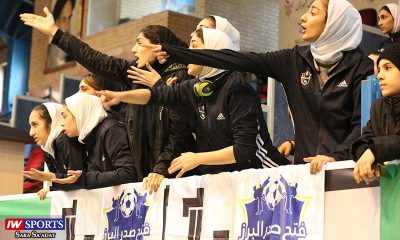 شور و انرژی در لیگ تکواندو 3 400x240 فاطمه صفرپور VS زهرا حسینی | سکوهای لیگ تکواندو به روایت تصویر