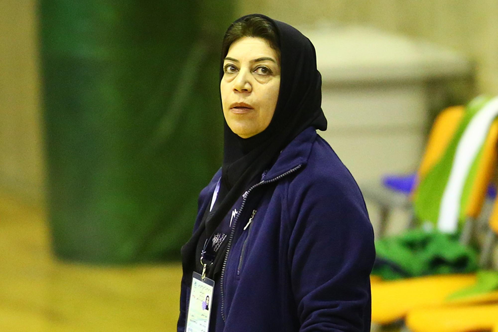 فریبا صادقی سرمربی تیم ملی والیبال زنان شد