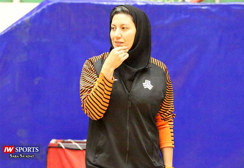 لیگ برتر والیبال بانوان سایپا و هلدینگ اطلس تهران مریم هاشمی گزارش تصویری | دیدار اطلس و سایپا در هفته سوم لیگ برتر والیبال بانوان (1)