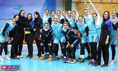 لیگ برتر والیبال بانوان پیکان تهران و افق قم 36 400x240 پیروزی پیکان و باریج اسانس در هفته یازدهم لیگ برتر والیبال بانوان