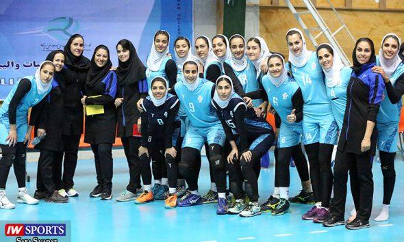 لیگ برتر والیبال بانوان پیکان تهران و افق قم 36 590x354 پیروزی پیکان و باریج اسانس در هفته یازدهم لیگ برتر والیبال بانوان