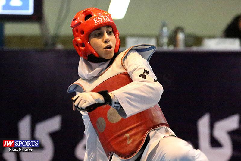 ناهید کیانی به جای علیزاده، حریف قهرمان المپیک شد