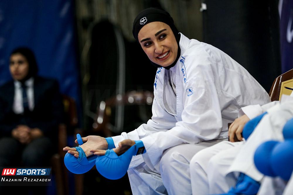 بی انگیزگی؛ آژیر خطر در لیگ کاراته زنان