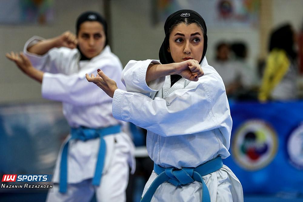 موچانی: پیام ارتباطات مایل به ادامه لیگ کاراته نیست