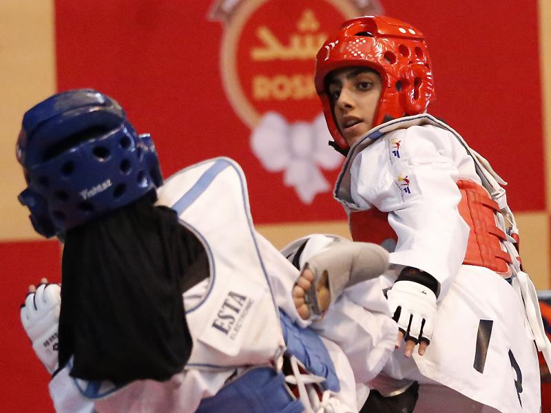 تکواندو G1 استانبول | حذف زودهنگام مهلا مومن زاده و پایان کار ایران با ۶ مدال