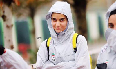 هاجر دباغی 1 400x240 روز طوفانی شکارچی سپاهان با 4 گل ؛ آیا او آماده ترین مهاجم ایران است؟