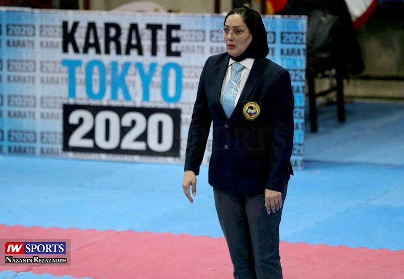 هفته دوم سوپر لیگ کاراته بانوان 19 گزارش تصویری   هفته دوم سوپر لیگ کاراته بانوان کشور