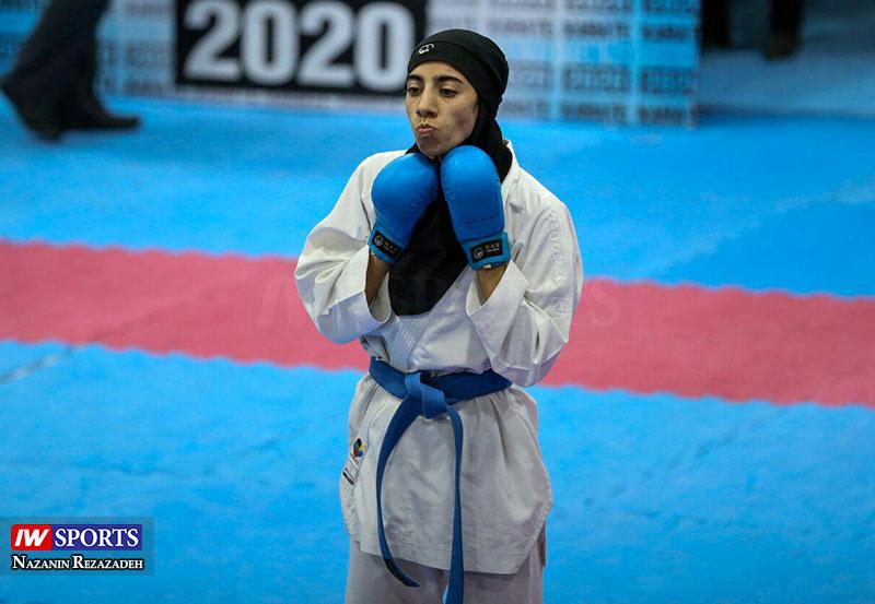 هفته دوم سوپر لیگ کاراته بانوان 29 گزارش تصویری   هفته دوم سوپر لیگ کاراته بانوان کشور