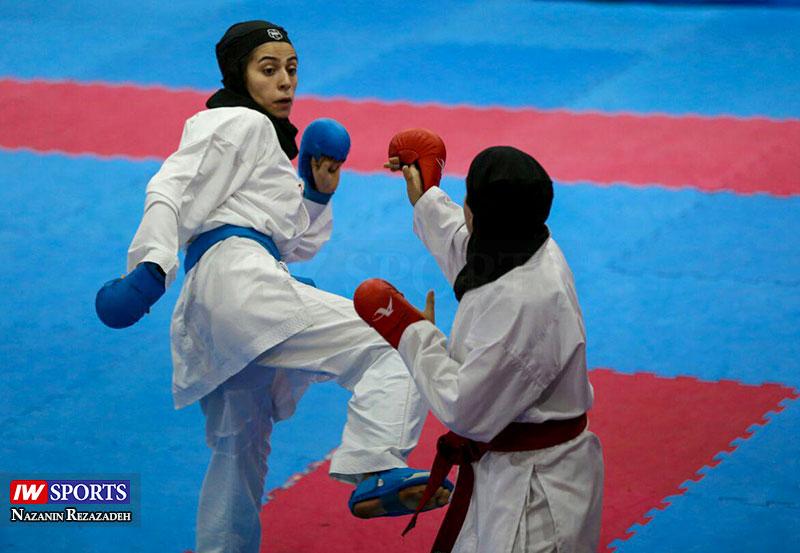هفته دوم سوپر لیگ کاراته بانوان 30 گزارش تصویری   هفته دوم سوپر لیگ کاراته بانوان کشور