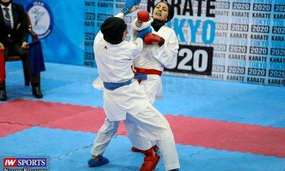 هفته دوم سوپر لیگ کاراته بانوان 31 400x240 هفته سوم سوپرلیگ کاراته بانوان | قهرمانی نیم فصل به دانشگاه آزاد رسید