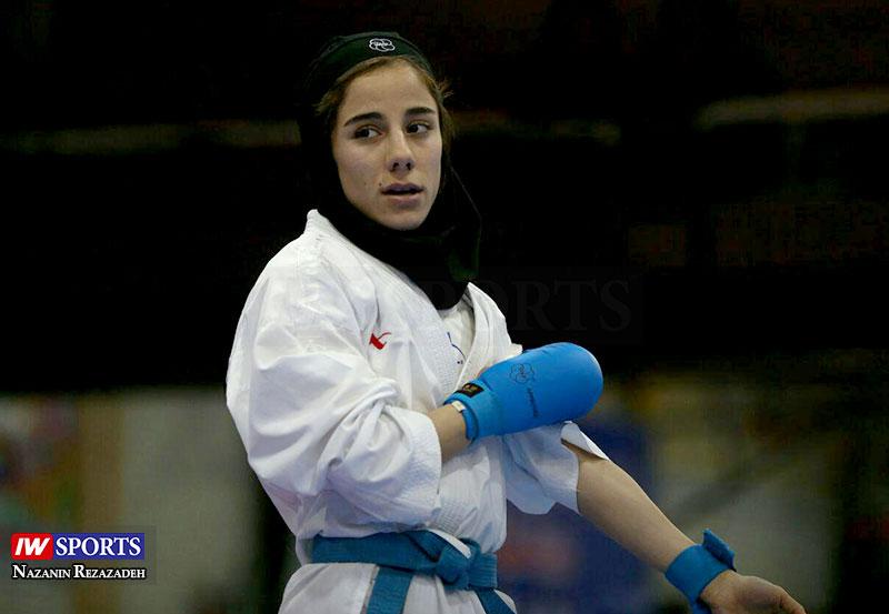 کاراته در رکود | زحمت دختران کاراته کا را ببینید
