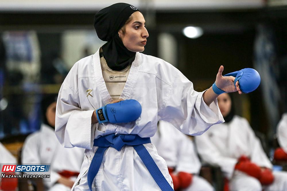 هفته سوم سوپر لیگ کاراته بانوان 6 گزارش تصویری | مبارزات کومیته هفته سوم سوپرلیگ کاراته بانوان