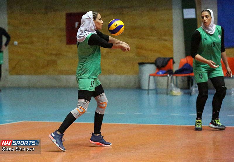 والیبال ذوب آهن اصفهان گزارش تصویری | دیدار اکسون و ذوب آهن در هفته چهارم لیگ برتر والیبال بانوان