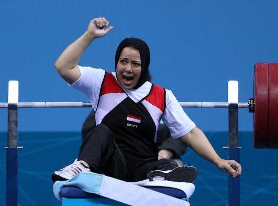 وزنه برداری زنان معلولان 560x415 وزنه برداری زنان معلول در ایران راه اندازی شد