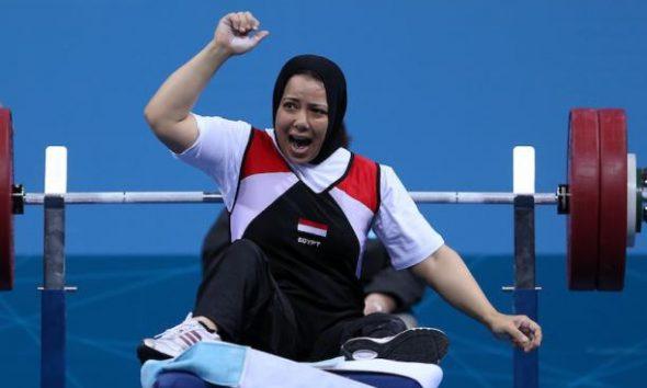 وزنه برداری زنان معلولان 590x354 وزنه برداری زنان معلول در ایران راه اندازی شد