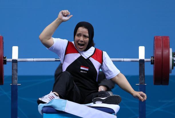 وزنه برداری زنان معلول در ایران راه اندازی شد