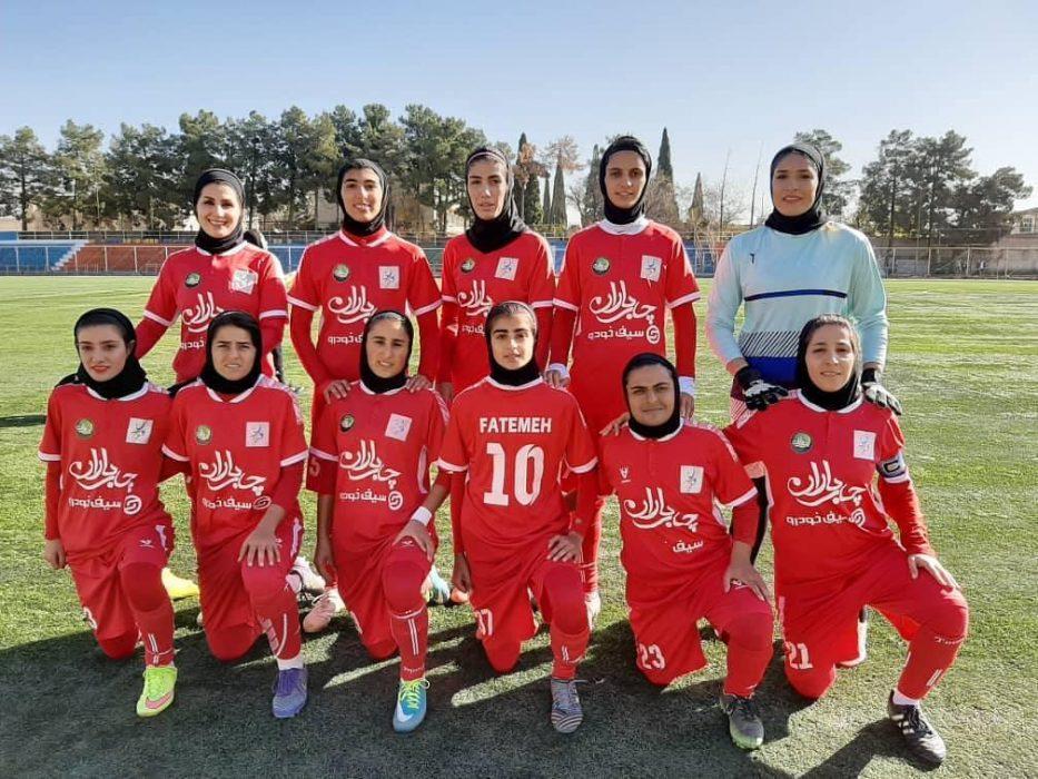 وچان کردستان 933x700 هفته دهم لیگ برتر فوتبال | برتری شهرداری بم برابر سپاهان و پایان کلین شیت های پیاپی