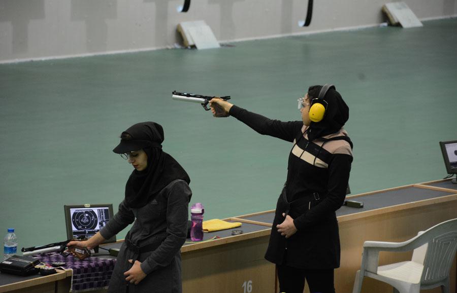 اعلام جایگاه تیراندازان ایران در رنکینگ فدراسیون جهانی