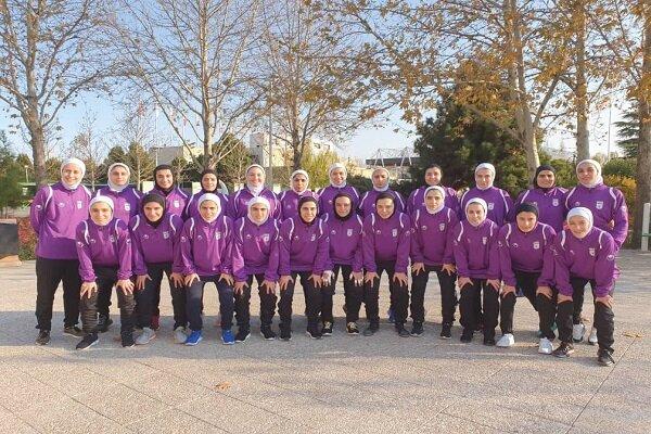 فراخوان ۲۵ بازیکن از سوی شهناز یاری به اردوی تیم ملی فوتسال بانوان