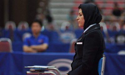 61505419 400x240 نصیبه دلیر هروی در تنیس روی میز انتخابی المپیک قضاوت میکند