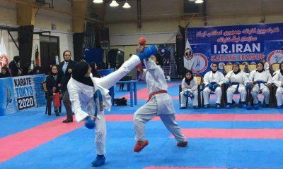 61523176 400x240 تهران مقام نخست مسابقات کاراته شوتوکان ISKF را کسب کرد