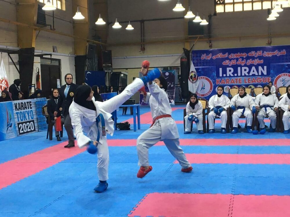 تهران مقام نخست مسابقات کاراته شوتوکان ISKF را کسب کرد