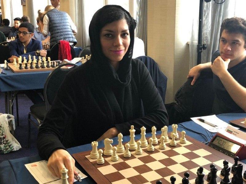 تساوی آتوسا پورکاشیان در مسابقات شطرنج جبل الطارق
