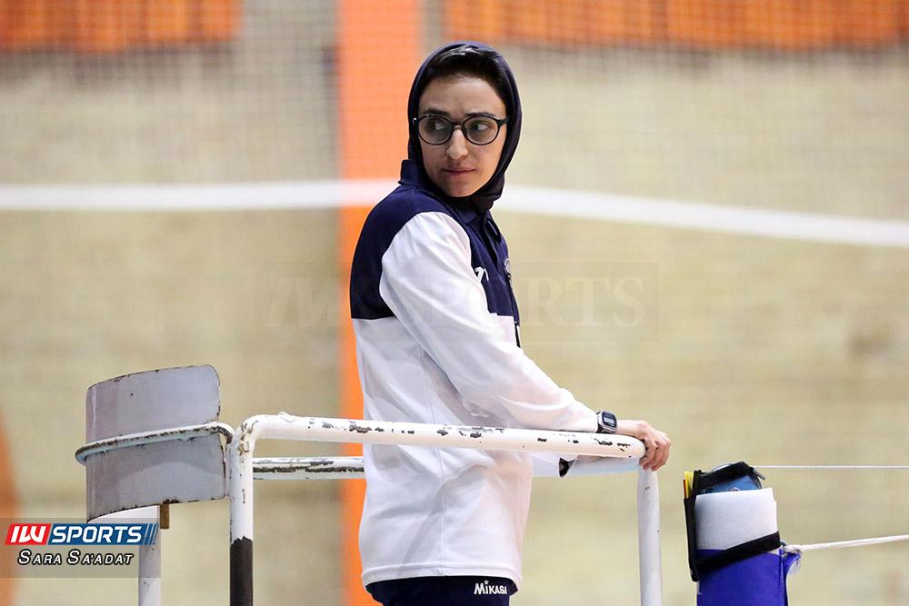 اطلس و ذوب آهن اصفهان در لیگ برتر والیبال بانوان 11 گزارش تصویری | دیدار تیمهای اطلس و ذوب آهن در لیگ برتر والیبال بانوان