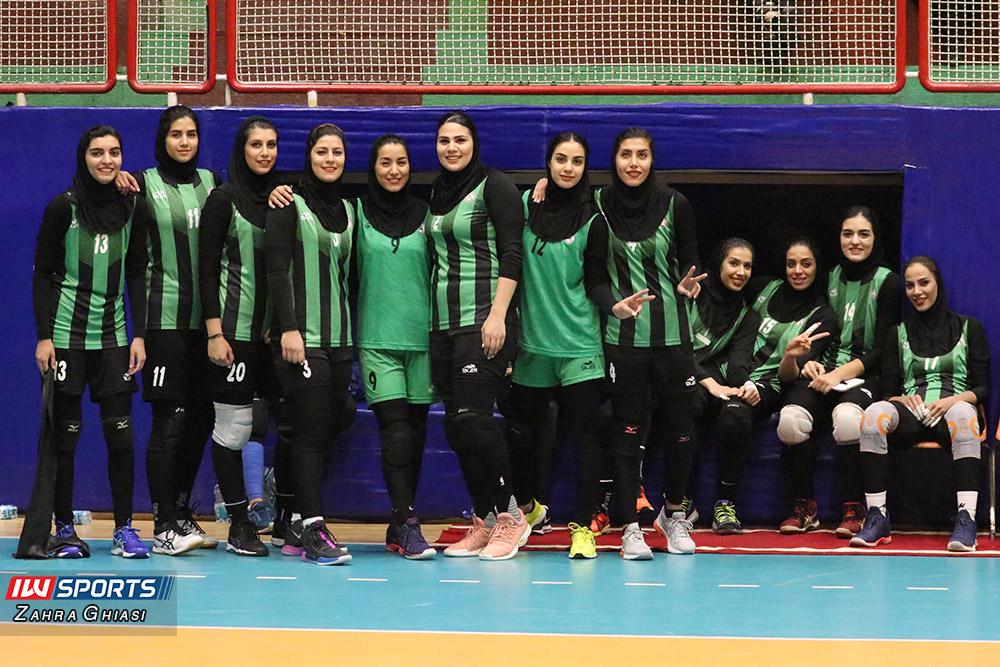 اطلس و ذوب آهن اصفهان در لیگ برتر والیبال بانوان 22 گزارش تصویری | دیدار تیمهای اطلس و ذوب آهن در لیگ برتر والیبال بانوان